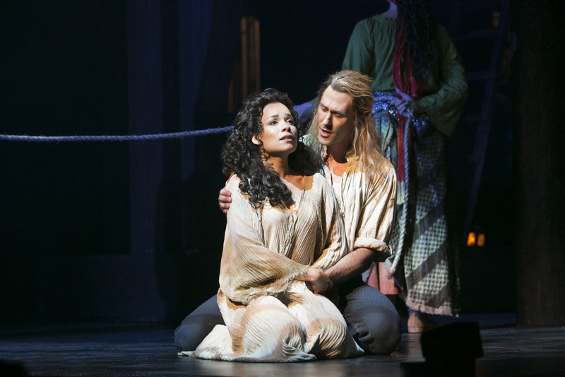 Sydney Morton in Hunchback of Notre Dame (Photo: Julia Russell)