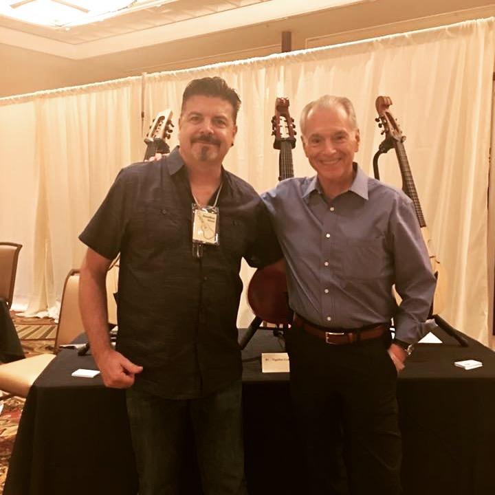 Johnathan Wilson and Jim Cathcart