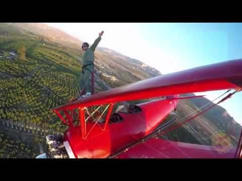 Railroad Typhoon & Packinghouse Creative friend Dave Wilkinson's Wing Walker Video   Watch Video