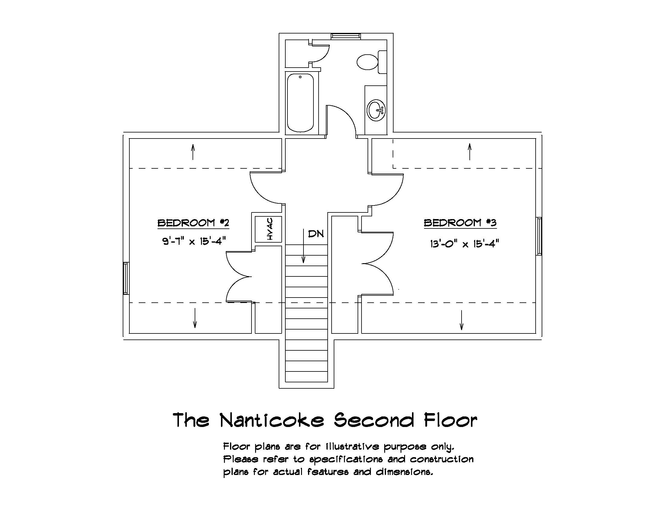 The Nanticoke Second Floor Plan brochure.jpg