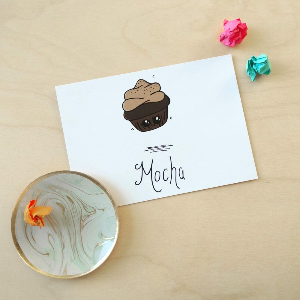 Meekly-Yours-Mocha-Cupcake-Print.jpg
