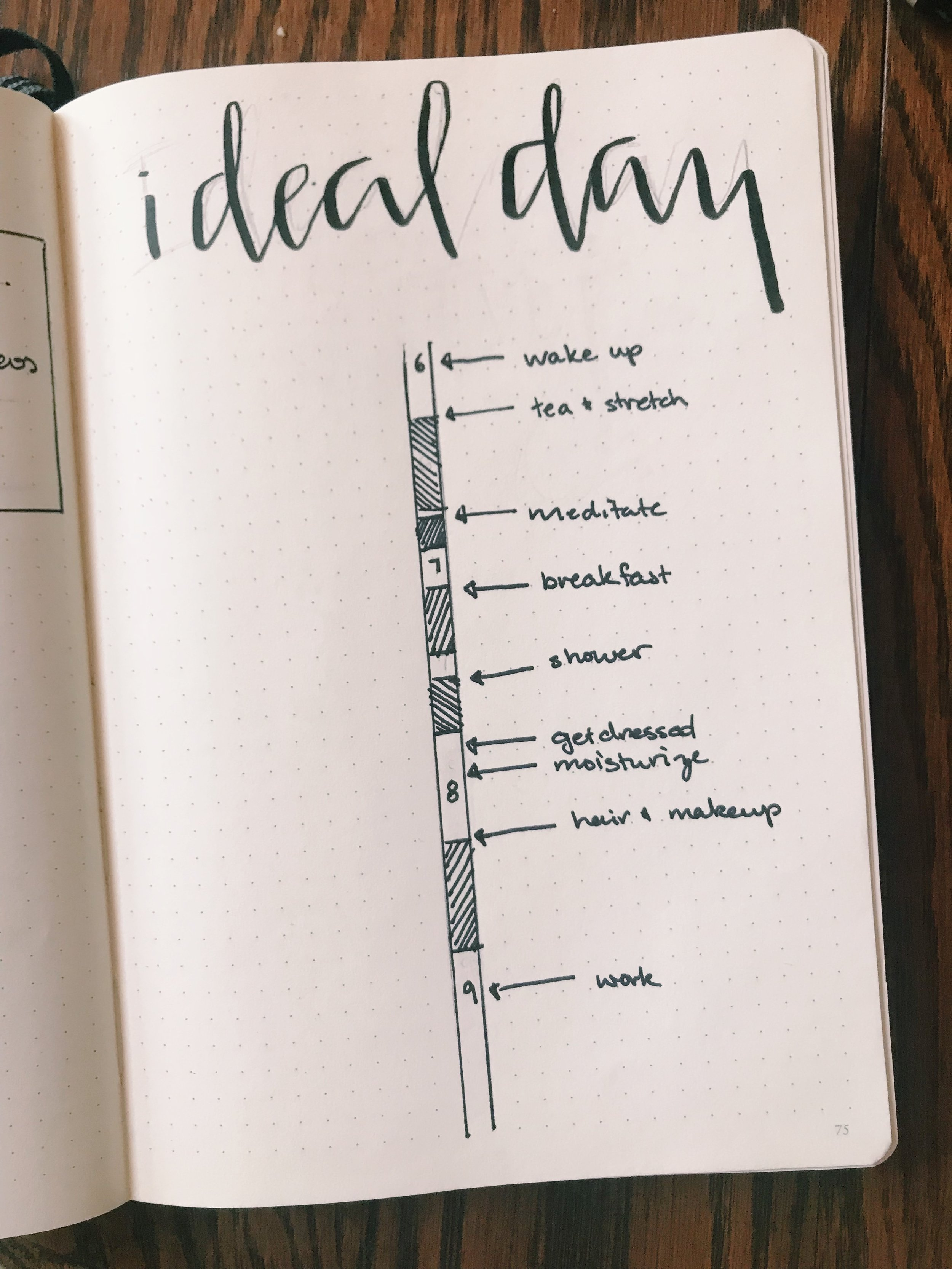 Yep, my bullet journal has pencil lines. I stress about it being perfect, and you shouldn't either!