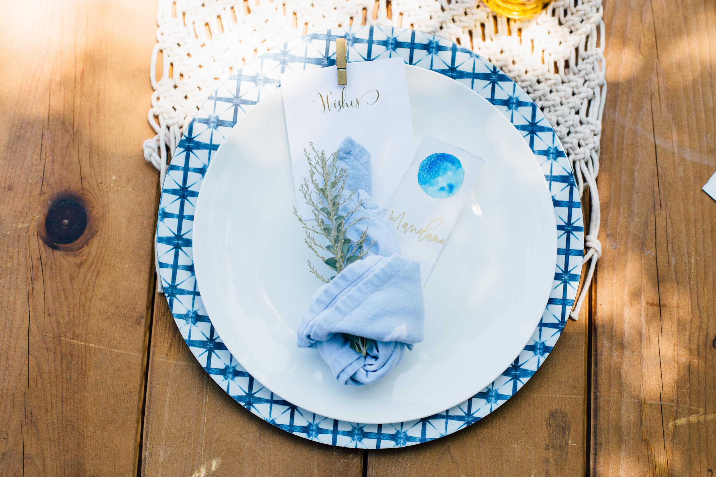 Celestial Bridal Shower