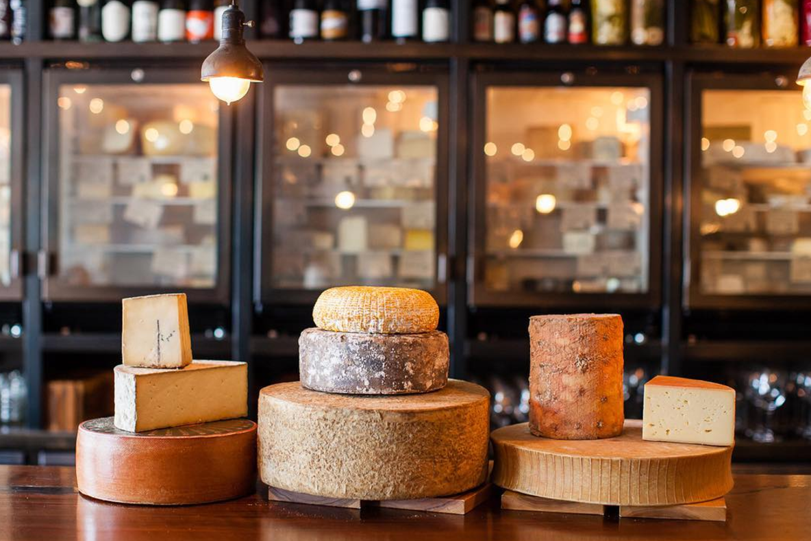 Mission Cheese. Photo by  @natalie.elizabeth.brady .