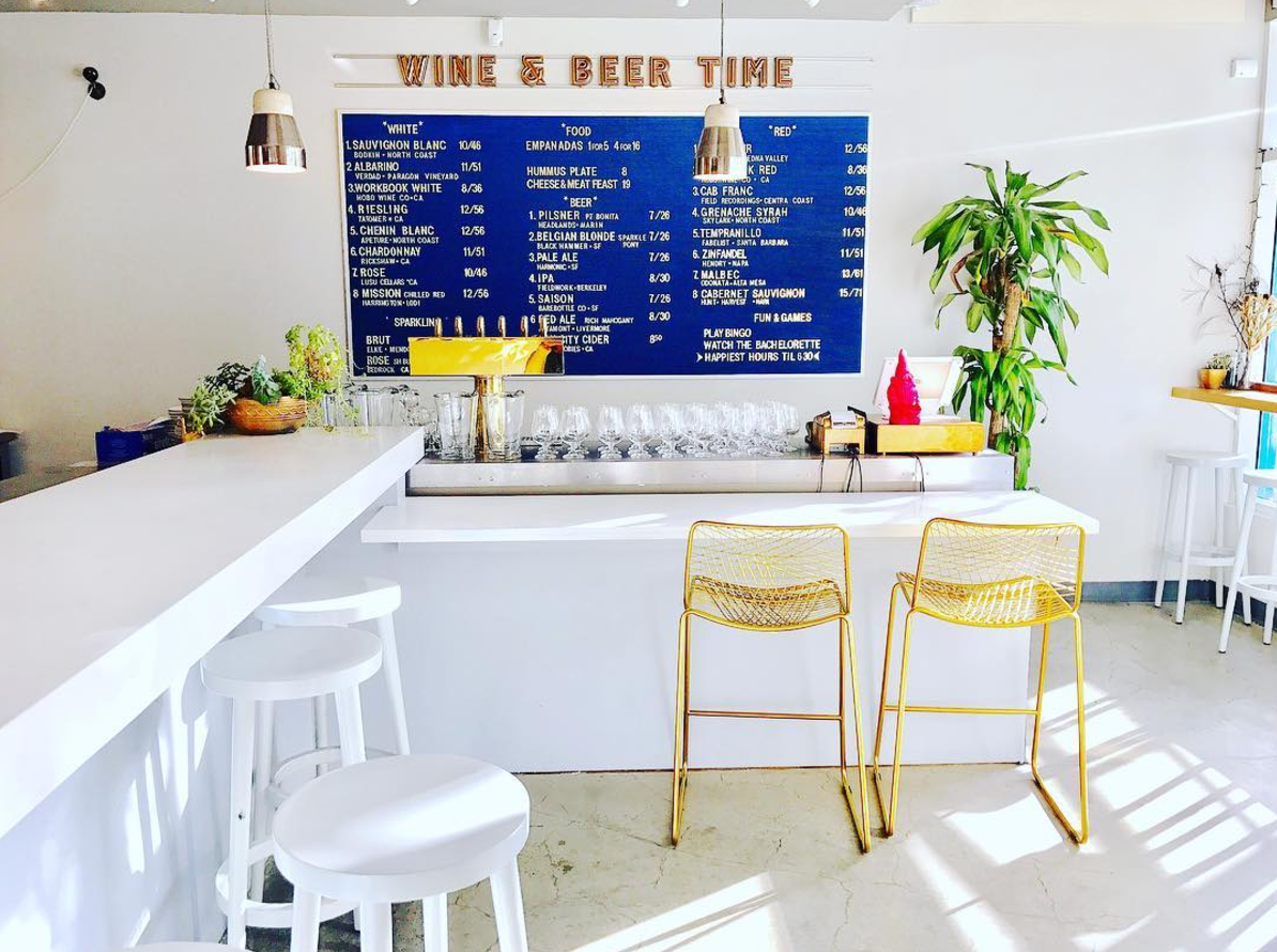 Wine Down SF. Photo by @ jshimodaira .