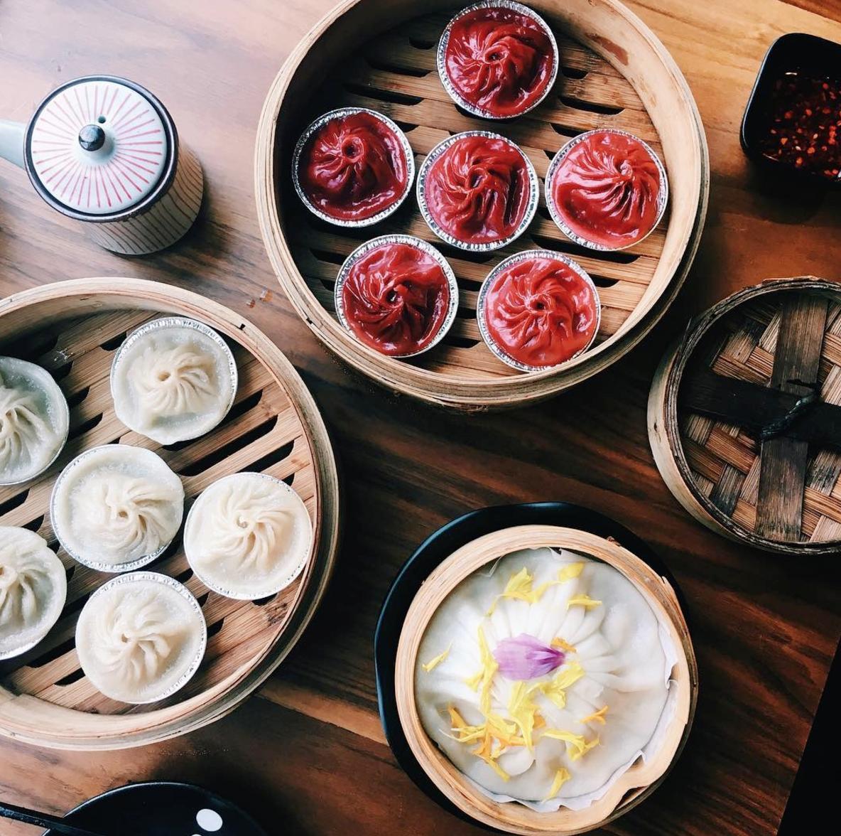 Dumpling Time. Photo by @ yulanxc .