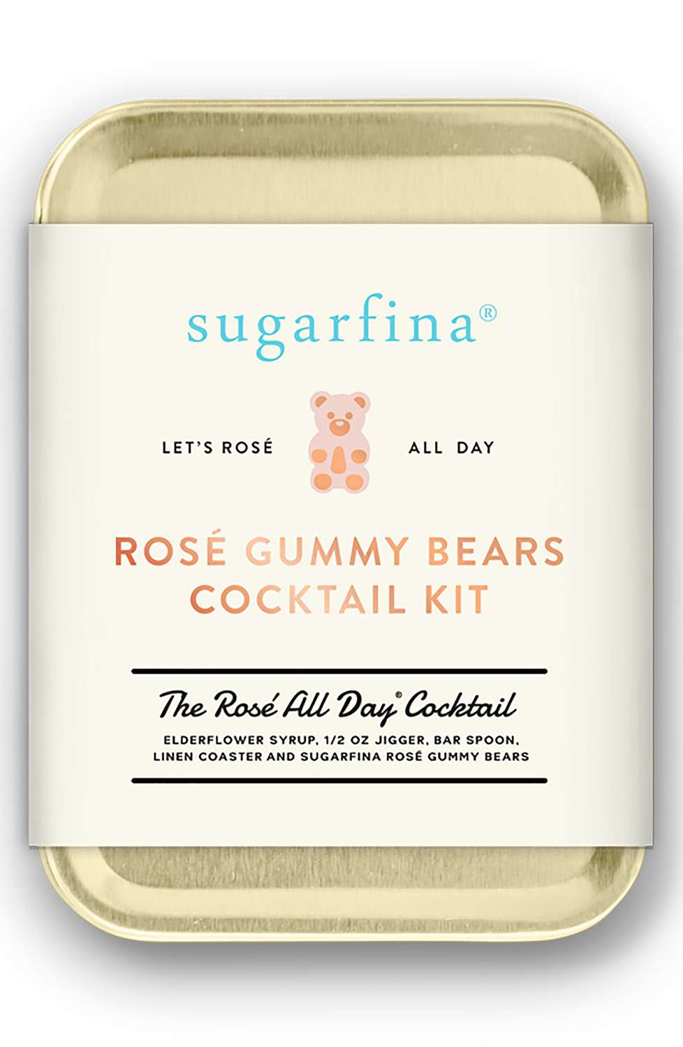 Gummy Bear Cocktail Kit
