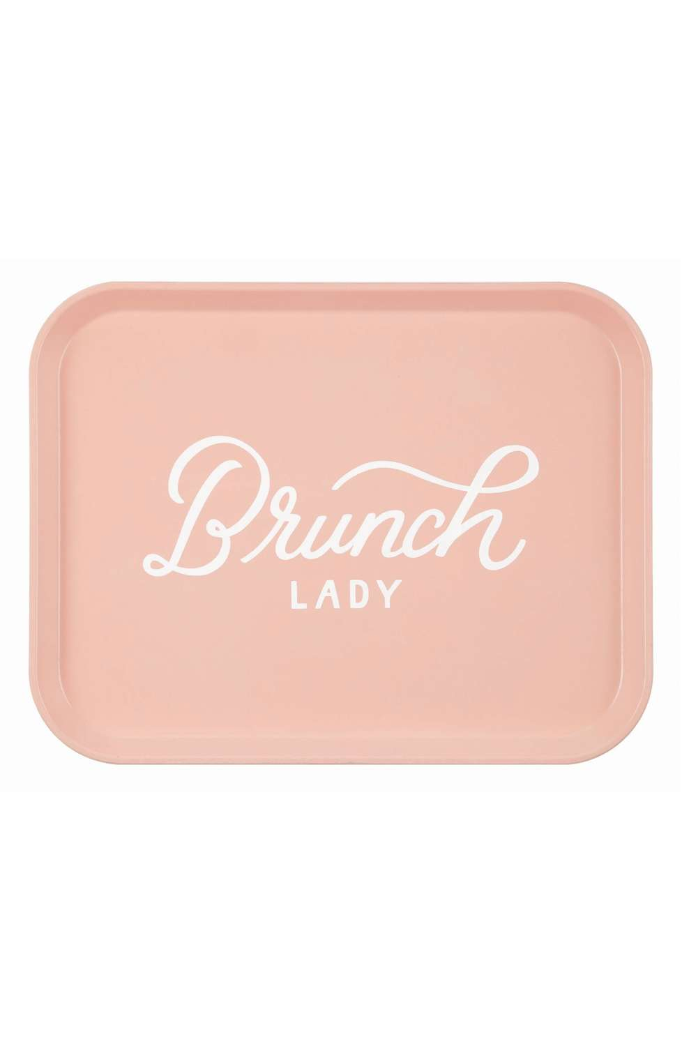 Brunch Lady Tray