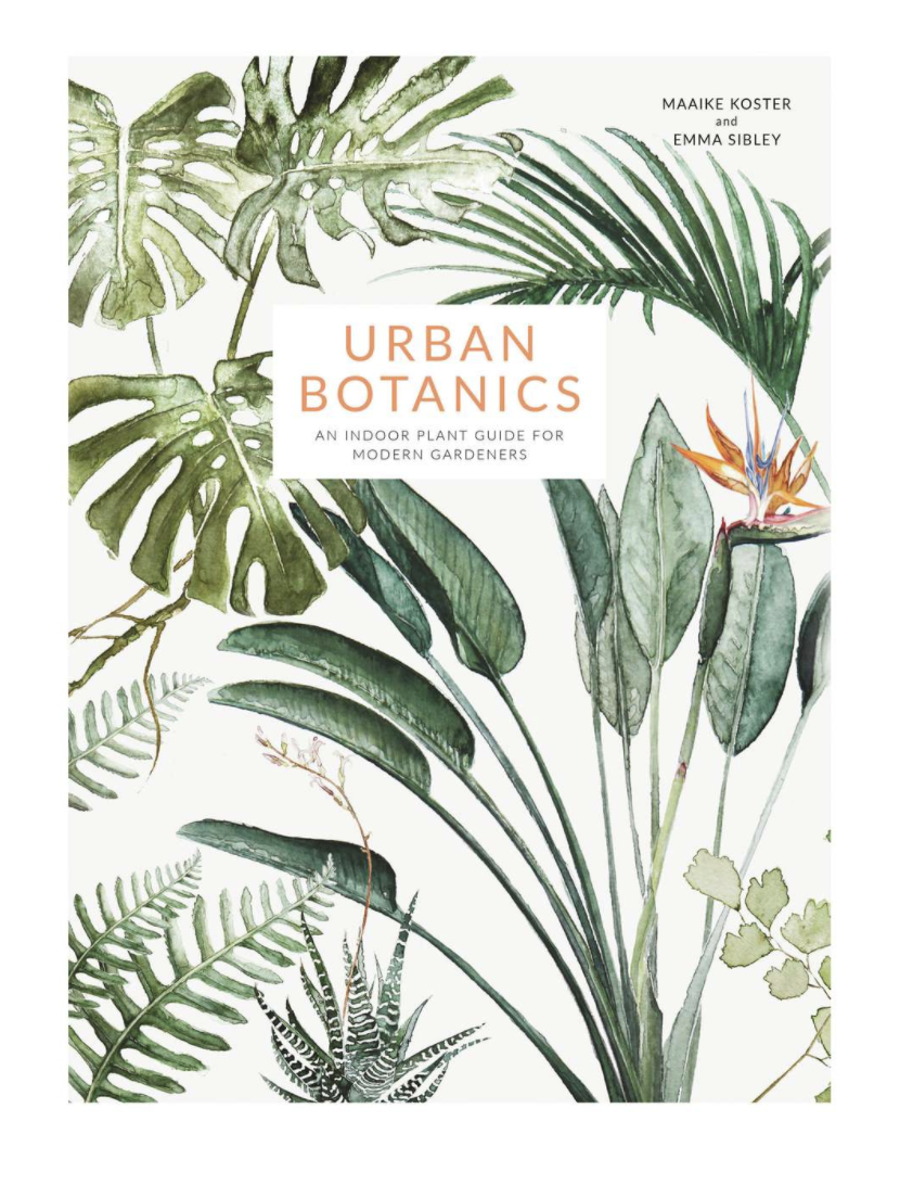 Urban Botanics Book
