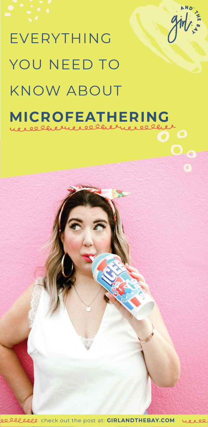 Everything You Need to Know About Microfeathering