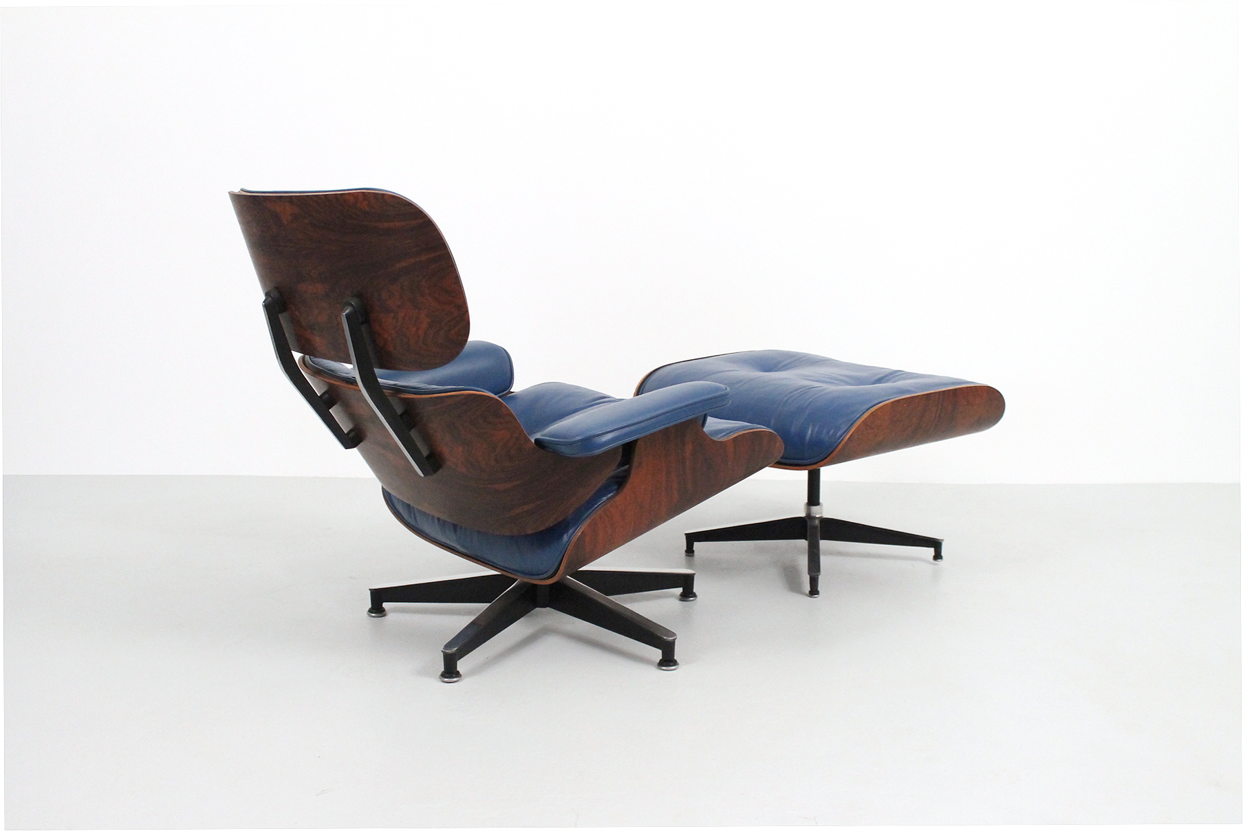 Rare Blue Eames Lounge