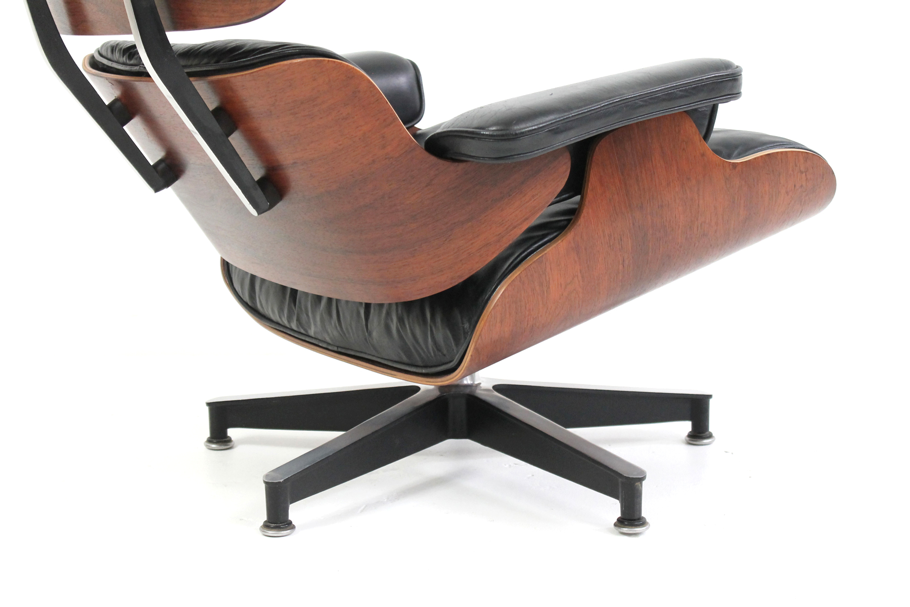 Refurbished Eames Lounge Rosewood