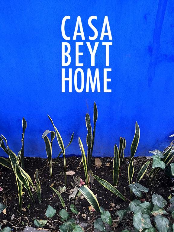 Casa Azul,Mexico City
