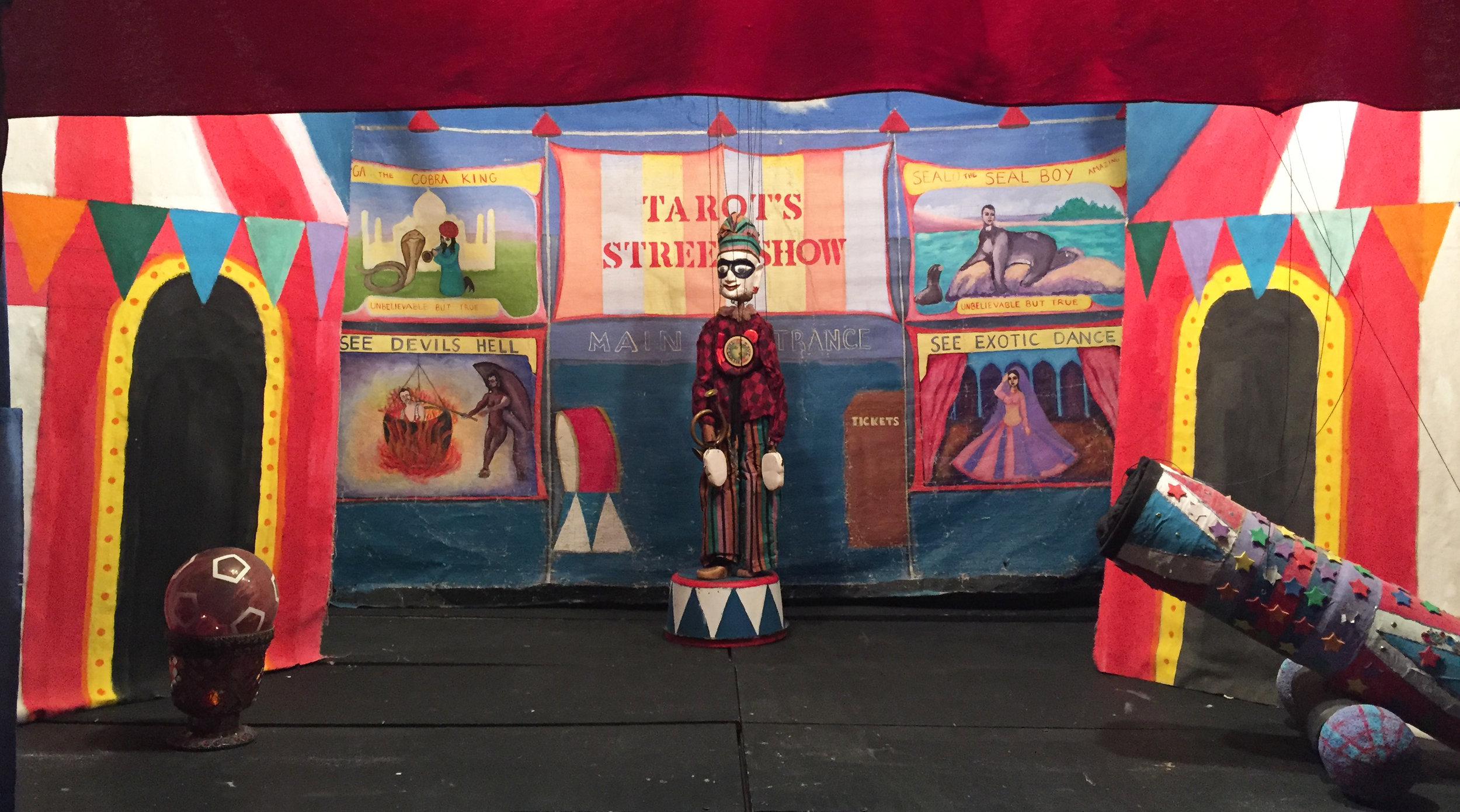 Best Traditional Circus Marionette Puppet Show Mid Hudson Valley Westchester NYC.jpg