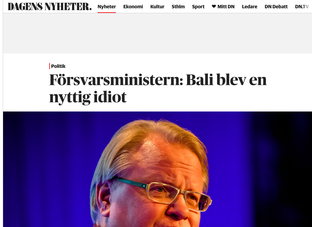 Peter Hultquist DN %22Nyttig Idiot%22.png