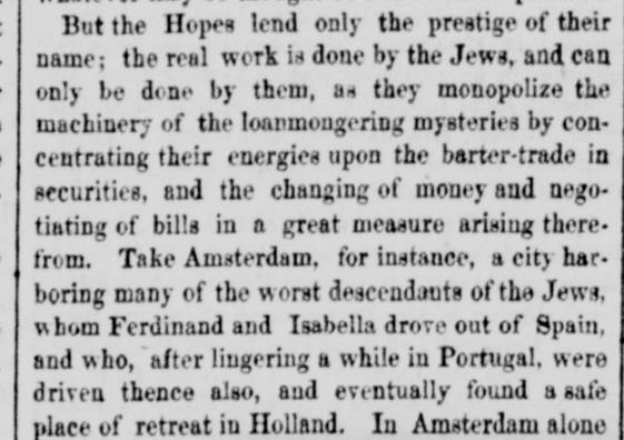 "Från Karl Marx ""The Russian Loan"", New York Daily Tribune, 4:e januari 1856"