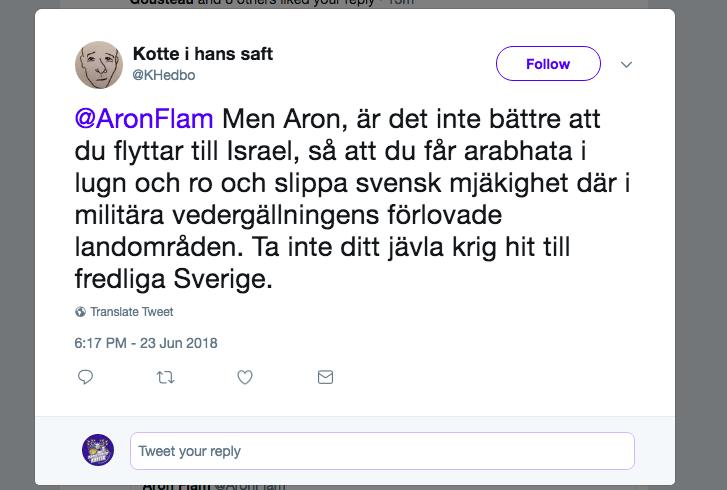 Karl Hedbo vänster antisemit.png