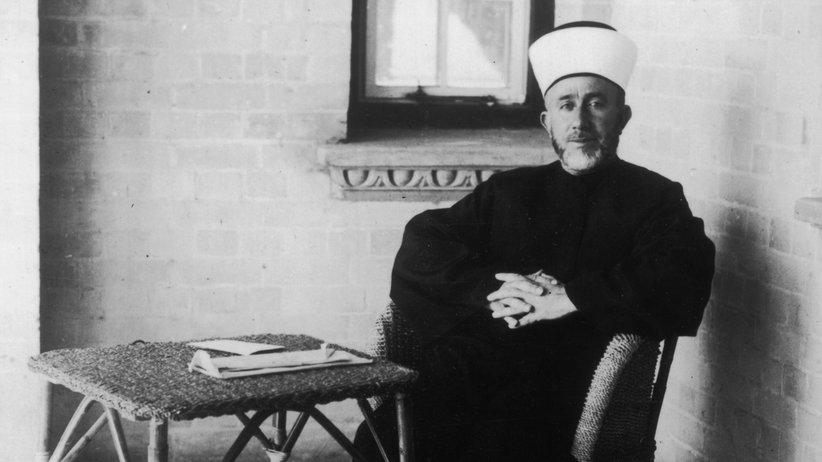 Mufti Haj Amin al-Husseini
