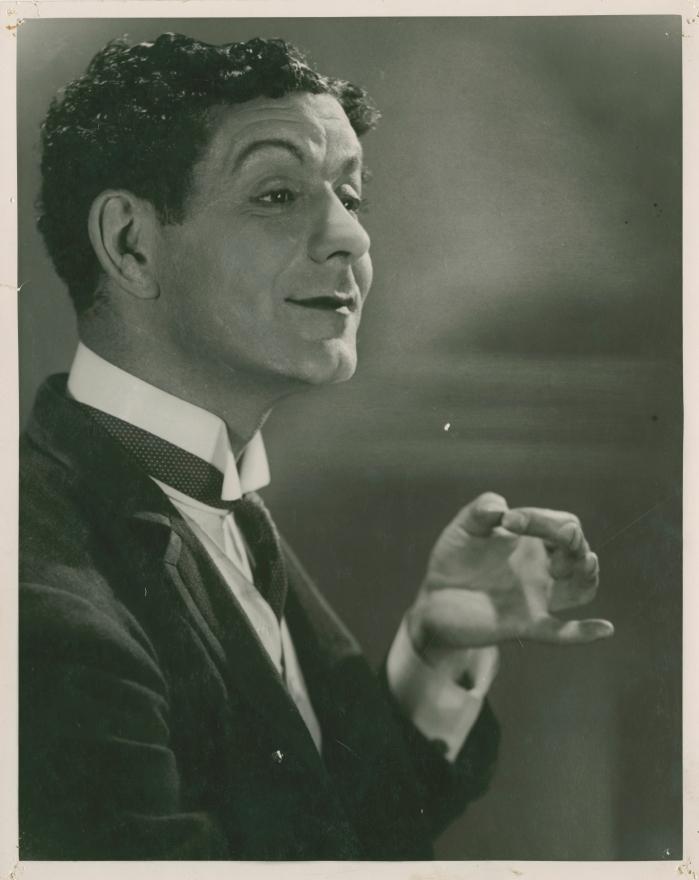 Semmy Friedman som Joseph Bendel