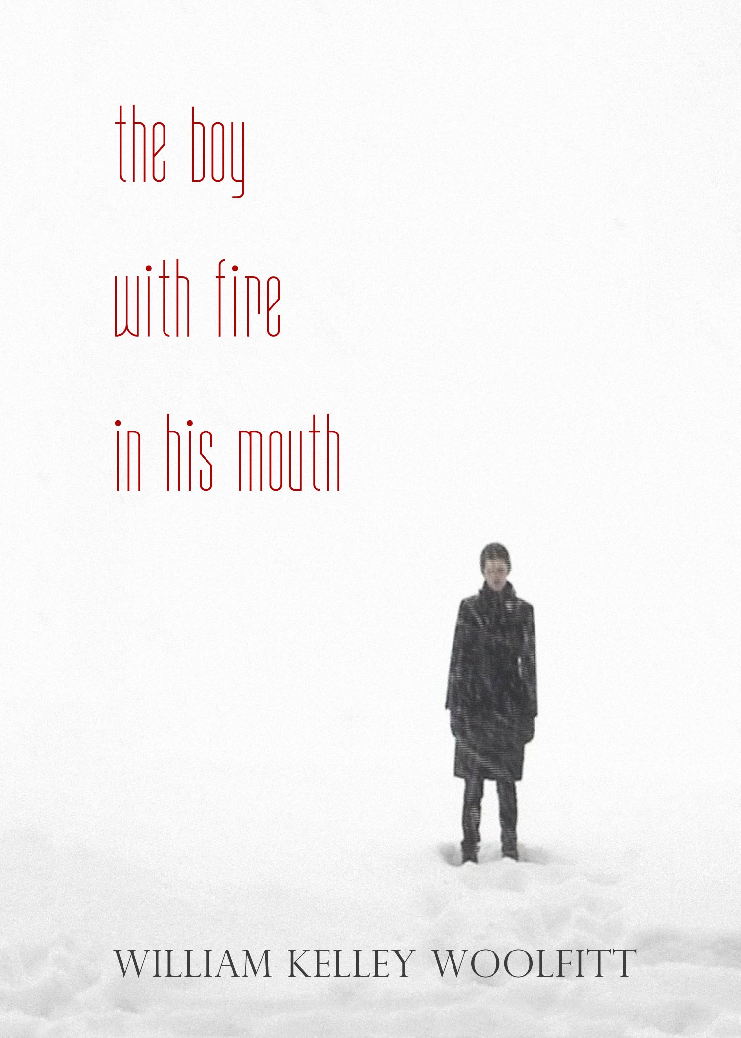 The Boy with Fire in His Mouth (Epiphany Editions) 2014.  Order here .