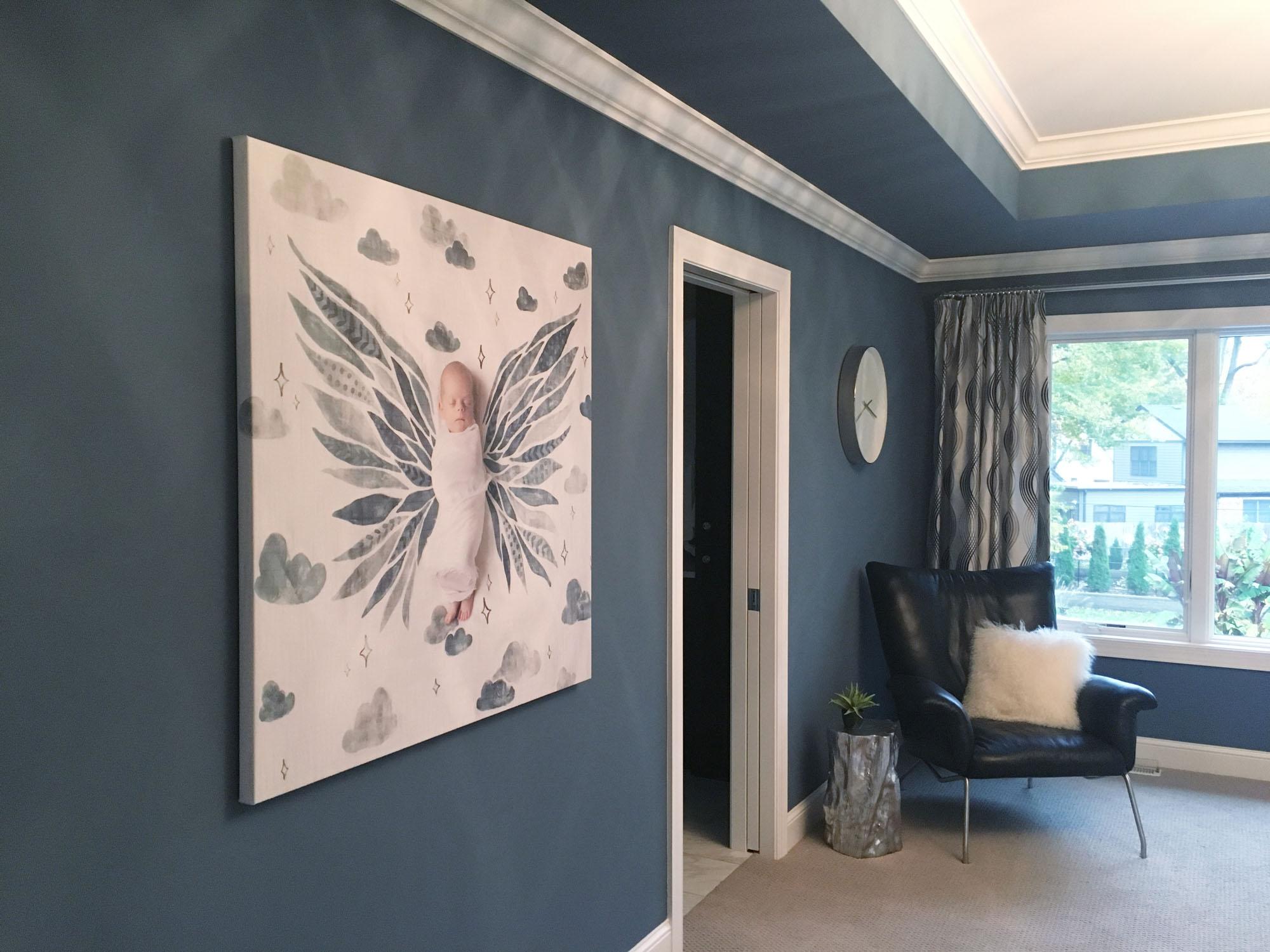 Bedroom Frame Display