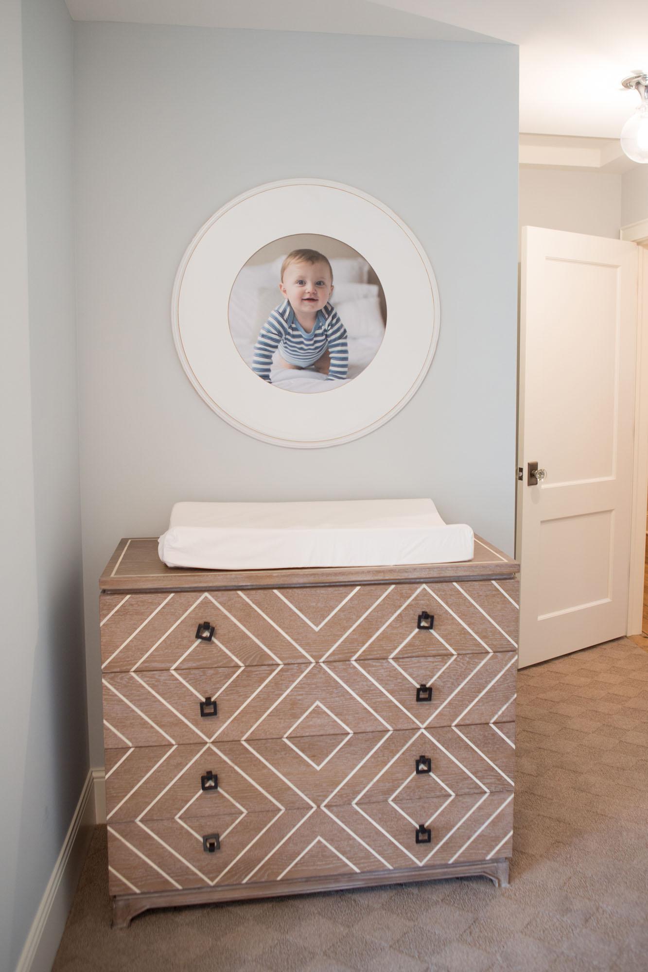 Custom Nursery Framed artwork