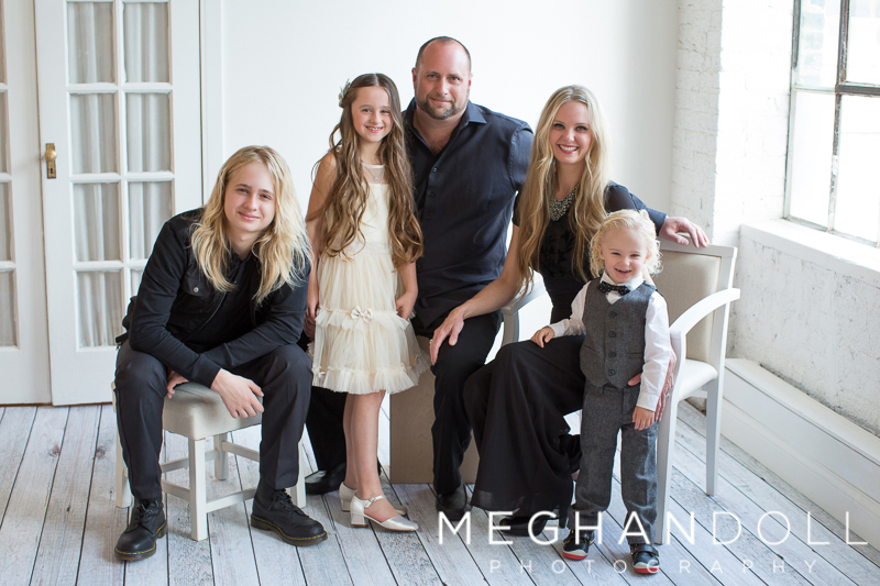 family-of-five-in-dressy-clothes
