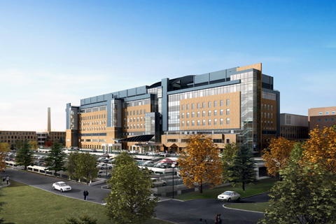 sunnybrook hospital - Generous participant towards the building of state of the art hybrid cardiac operating unit.