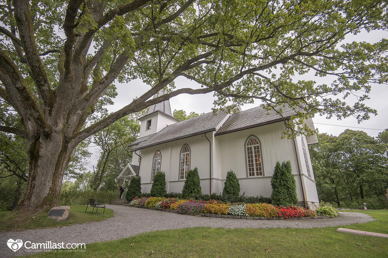 oppegård kirke stavkirke