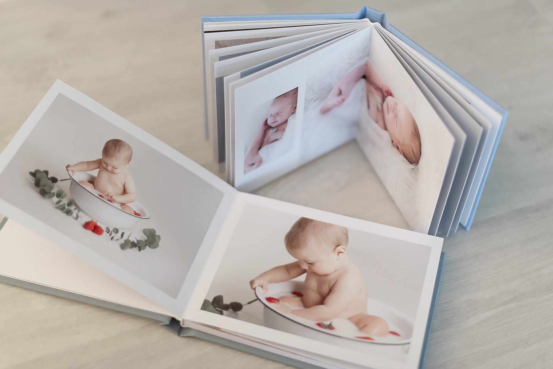 BILDEALBUM - Sikre bildene i et album som varer i generasjoner.