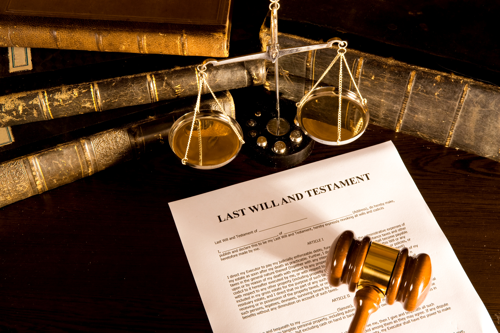 Probate, Estates, and Real Estate