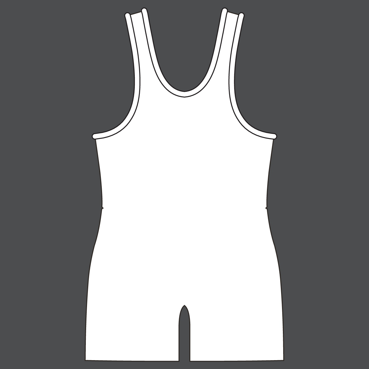 Wrestling Singlet - Retail Price: $74.99 Team Price 12-23: $59.99 Team Price 24+: $54.99Team Price 50+: Contact your Emblem Rep for a custom quoteFabric: LycraSizes: YXS, YS, YM, YL, XS, S, M, L, XL, XXL, XXXLOptions: N/A