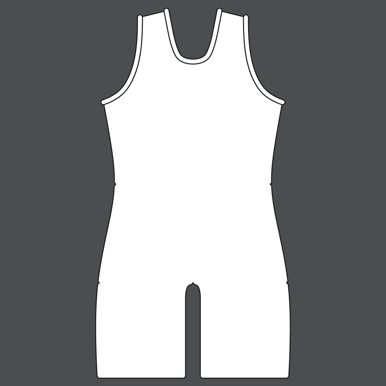 Women's Wrestling Singlet - Retail Price: $74.99  Team Price 12-23: $59.99 Team Price 24+: $54.99 Team Price 50+: Contact your Emblem Rep for a custom quote Fabric: LycraSizes: YXS, YS, YM, YL, XS, S, M, L, XL, XXL, XXXLOptions: N/A