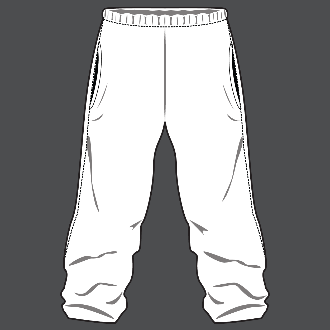 Track Pants - Retail Price:$39.99Team Price 12-23:$34.99Team Price 24+:$29.99Team Price 50+:Contact your Emblem Rep for a custom quoteFabric:MicropeachSizes:YXS, YS, YM, YL, XS, S, M, L, XL, XXL, XXXLOptions:N/A