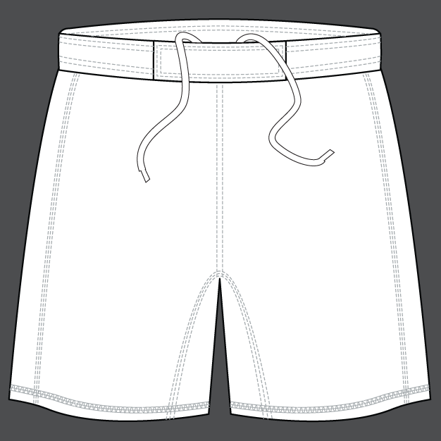 Board Shorts - Retail Price: $54.99 Team Price 12-23: $39.99 Team Price 24+: $34.99Team Price 50+: Contact your Emblem Rep for a custom quoteFabric: Light-interlock Sizes: YXS, YS, YM, YL, XS, S, M, L, XL, XXL, XXXLOptions: Pockets