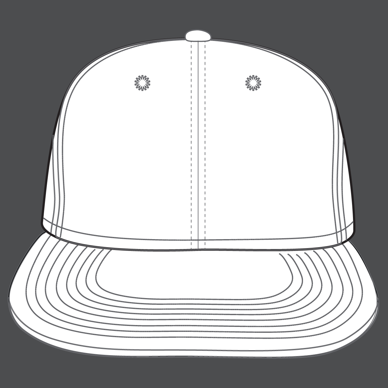 Baseball Cap - Retail Price:$44.99Team Price 12-23:$29.99Team Price 24+:$24.99Team Price 50+:Contact your Emblem Rep for a custom quoteOptions: Snap back, Velcro Opening, Closed Back