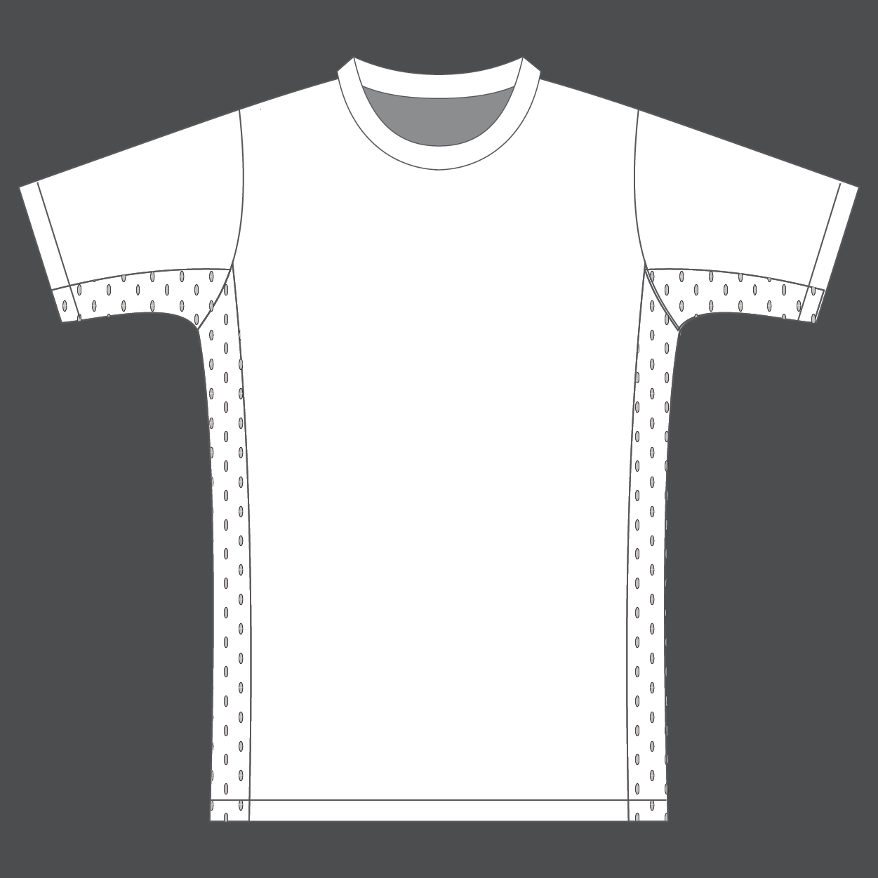Men's Volleyball Short Sleeve Jersey - Retail Price:$49.99Team Price 12-23:$39.99Team Price 24+:$34.99Team Price 50+:Contact your Emblem Rep for a custom quoteFabric:Lightweight interlock front and back with 4-way stretch spandex mesh side insertsSizes:YS, YM, YL, XS, S, M, L, XL, XXL, XXXLOptions:N/A