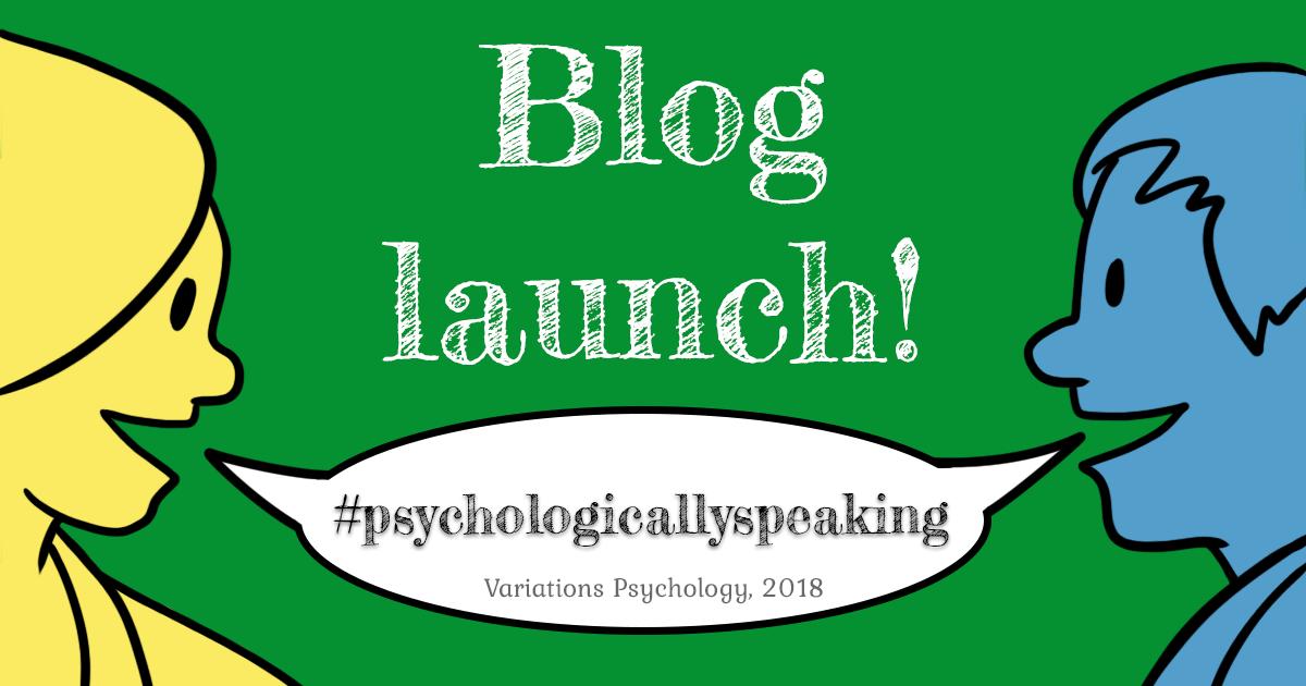 Psychologically Speaking Image