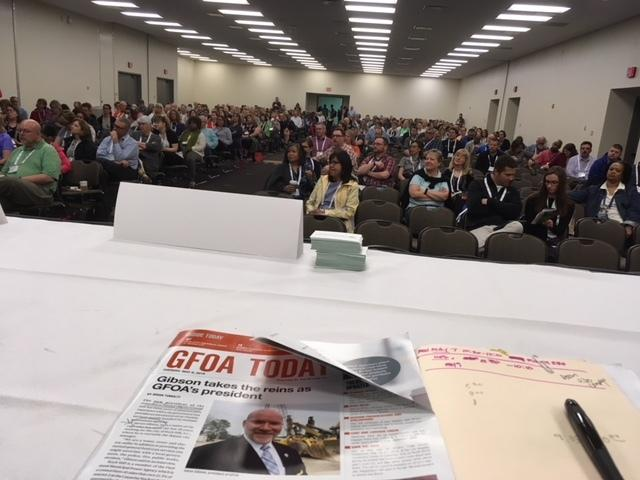 Very much enjoyed training this group of 500+! -