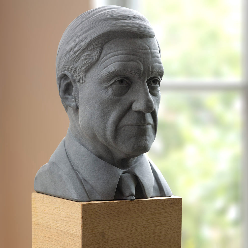 Life-Sized Bust