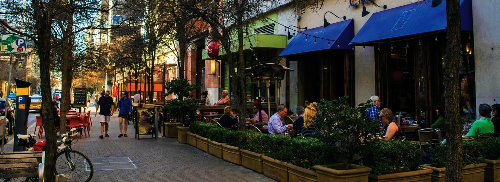2nd Street - Austin, TX