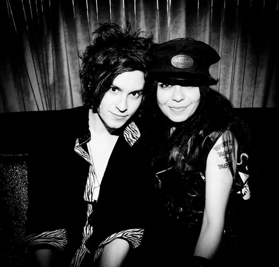 …with Kelli Ali ( Sneaker Pimps )