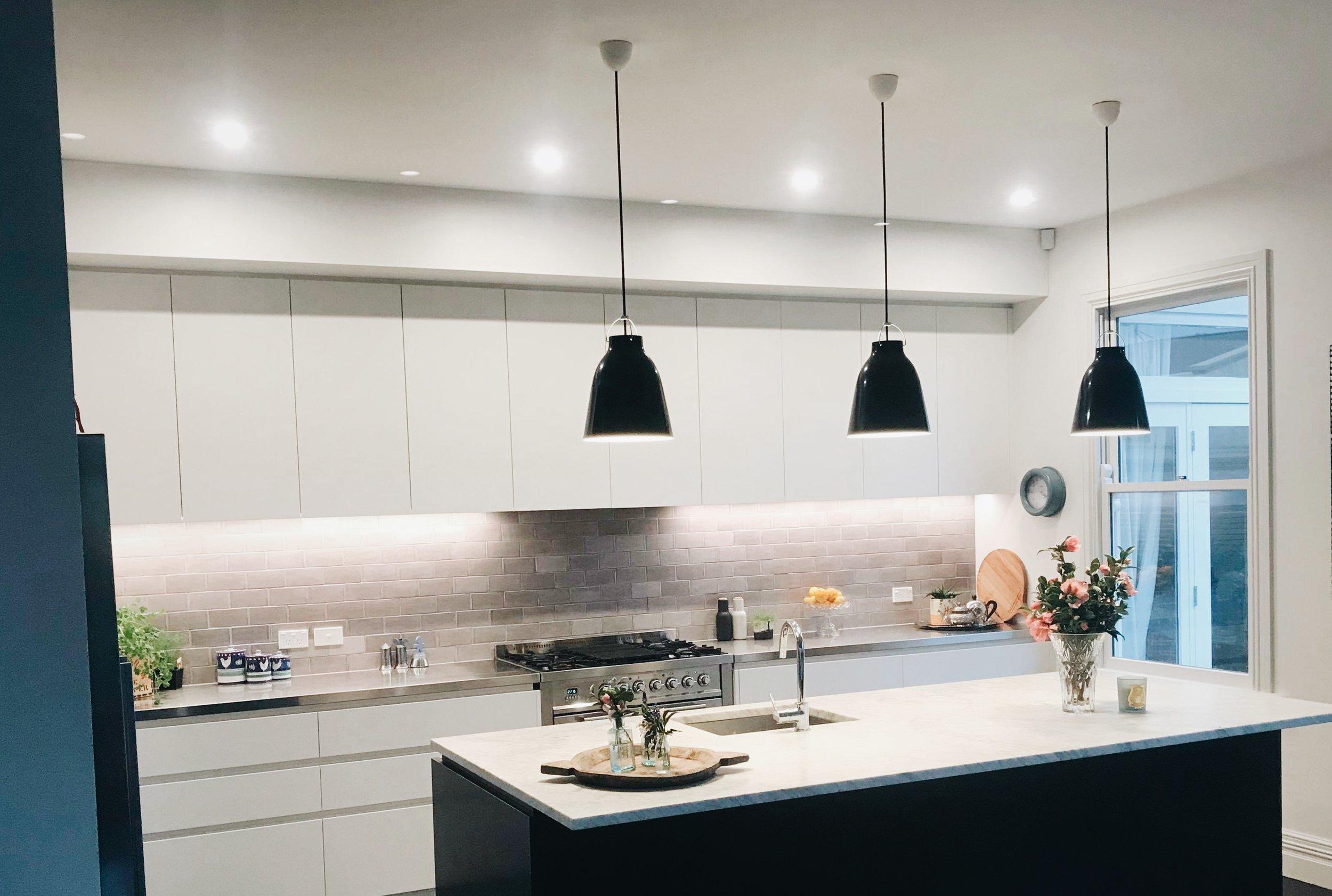 Khandallah Residential Kitchen.
