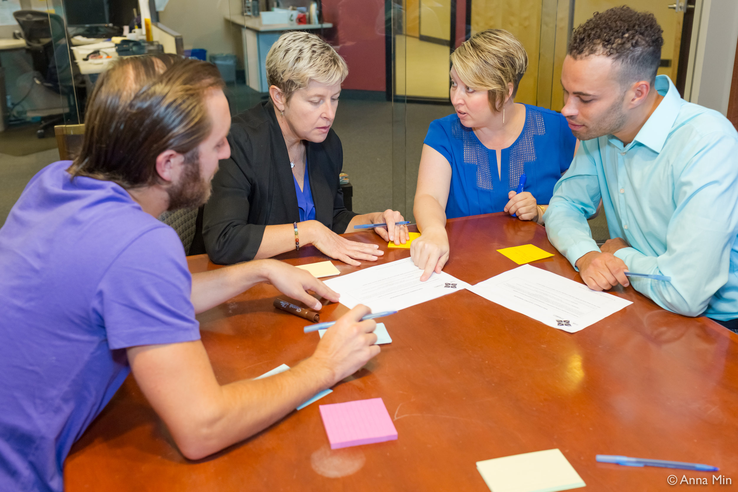 SKILLS BUILDING   Tailored opportunities to learn + grow