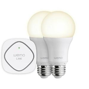 Yonomi Alexa Tips Wemo LED Bulbs and Hub