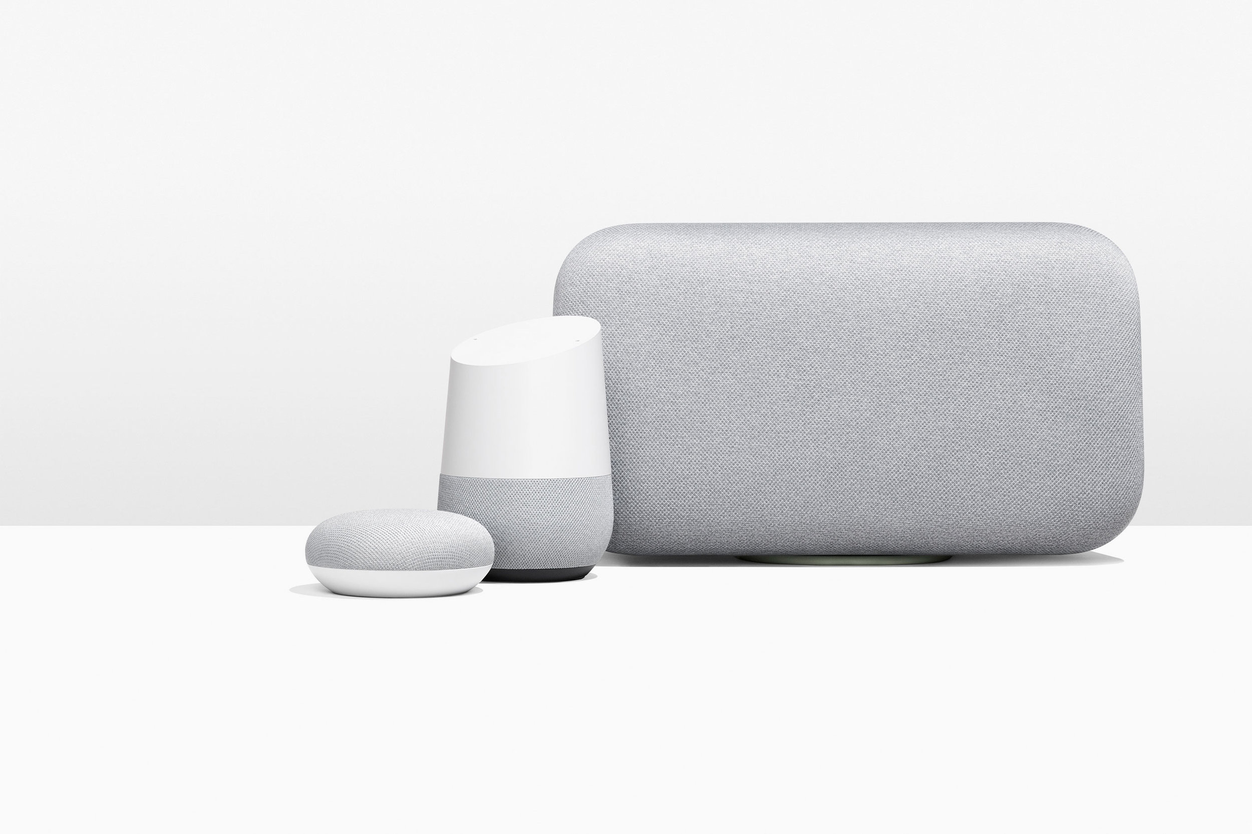 Google Home is a trademark of Google Inc.
