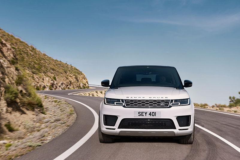 Image courtesy of Jaguar Land Rover