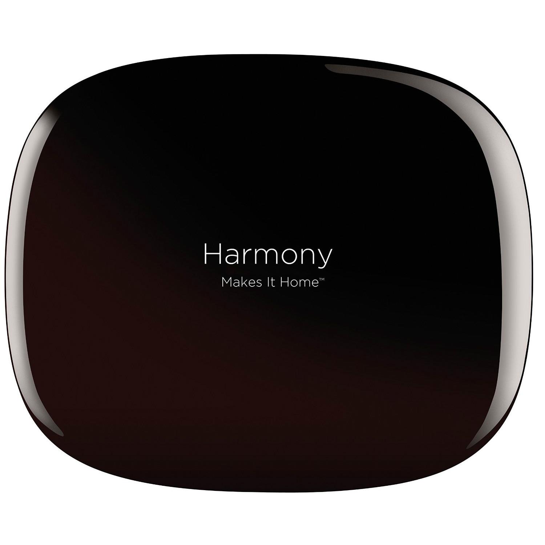 Yonomi - Logitech Harmony Hub Top.jpg