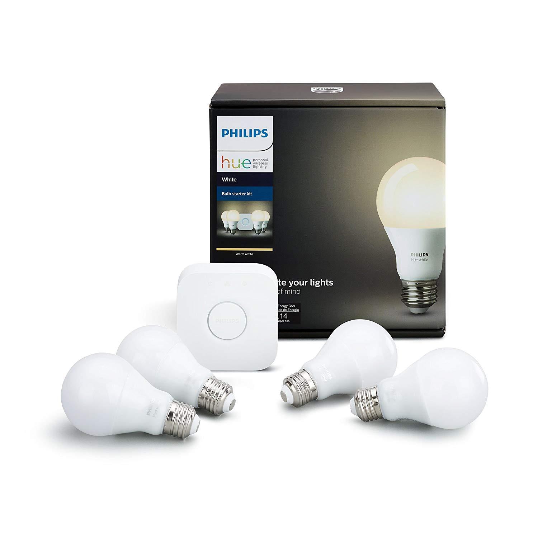 Philips Hue Dimmable White Starter Kit