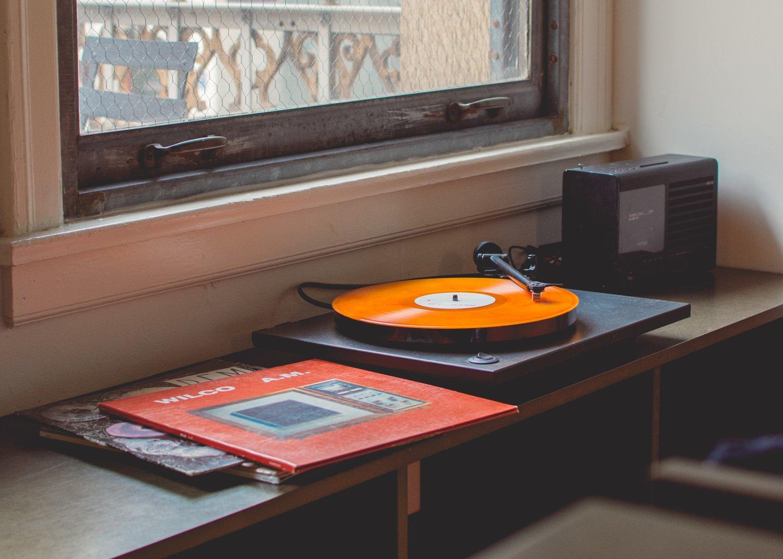 Sonos Vinyl Records